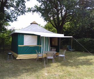Camping les Quatre Vents - Pays de Retz - Loire-Atlantique - location bengali - saint-brevin - plage - soleil - mer