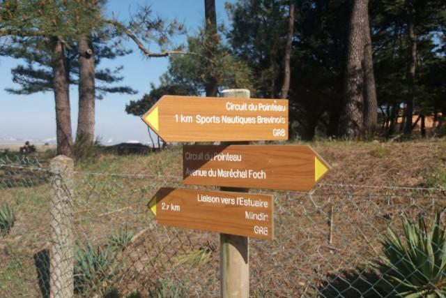 Camping les Quatre Vents - Saint Pere en Retz - ballades - randonnées - marches - plage - forêt - mer - activités