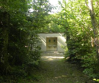 Camping les Quatre Vents - Pays de Retz - Loire-Atlantique - location bengali - grand emplacement - calme - spatieux - nature - plage