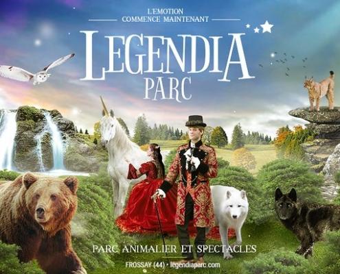 Camping les Quatre Vents - Pays de Retz - Loire-Atlantique - parc - campagne - enfants - famille - activites - loisirs