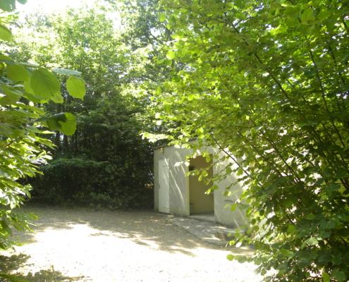 Camping les Quatre Vents - Saint Père en Retz - Emplacement - Camping Car - Nature - Campagne - Loire-Atlantique